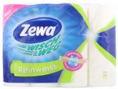 Zewa Wisch & Weg reinweiß <nobr>(4 x 45 Blatt)</nobr> - 7322540767933