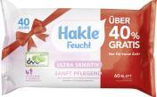 Hakle Feucht Toilettenpapier Ultra Sensitive <nobr>(60 St.)</nobr> - 4260344220571