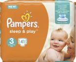 Pampers Sleep & Play Gr.3 Midi 5-9 kg <nobr>(41 St.)</nobr> - 4015400887539