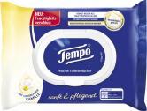 Tempo Feuchte Toilettentücher sanft & pflegend Kamille <nobr>(42 St.)</nobr> - 7322540907551