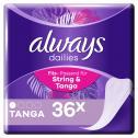 Always Dailies Slipeinlagen Tanga <nobr>(36 St.)</nobr> - 8001090737809