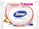 Zewa Feuchte Toilettentücher Shea Butter <nobr>(42 St.)</nobr> - 7322540908855