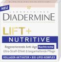 Diadermine Lift + Nutritive Regenerierende Anti Age Nachtcreme <nobr>(50 ml)</nobr> - 4015001014174