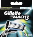 Gillette Mach3 Systemklingen <nobr>(6 St.)</nobr> - 7702018405640