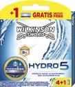 Wilkinson Sword Hydro 5 Klingen <nobr>(4 St.)</nobr> - 4027800102204
