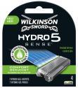 Wilkinson Sword Hydro 5 Sense Comfort beruhigt Klingen <nobr>(4 St.)</nobr> - 4027800004003