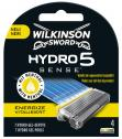 Wilkinson Sword Hydro 5 Sense Energized Klingen <nobr>(4 St.)</nobr> - 4027800004102