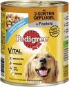 Pedigree Pastete mit 5 Sorten Geflügel <nobr>(800 g)</nobr> - 4008429055973