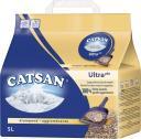 Catsan Katzenstreu ultra plus <nobr>(5 l)</nobr> - 4008429022128