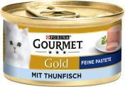 Gourmet Gold mit Thunfisch <nobr>(85 g)</nobr> - 40053981