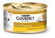 Gourmet Gold Eiersoufflé mit Huhn <nobr>(85 g)</nobr> - 7613031366347
