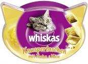 Whiskas Knuspertaschen mit Huhn & Käse <nobr>(60 g)</nobr> - 5998749108550