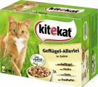 Kitekat Geflügel-Allerlei in Gelee <nobr>(12 x 100 g)</nobr> - 4008429019999