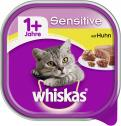 Whiskas 1+ Sensitive mit Huhn <nobr>(100 g)</nobr> - 4008429049675