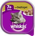 Whiskas 7+ mit Geflügel <nobr>(100 g)</nobr> - 4008429049880