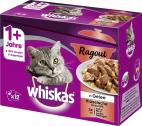 Whiskas Ragout in Gelee <nobr>(12 x 85 g)</nobr> - 3065890133877