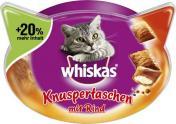 Whiskas Knuspertaschen Rind <nobr>(72 g)</nobr> - 5998749136751