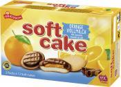 Griesson Soft Cake Vollmilchschokolade Orange <nobr>(300 g)</nobr> - 4001518103487