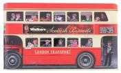 Walkers Biscuit Selection London Bus Tin <nobr>(450 g)</nobr> - 39047054837