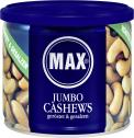Max Jumbo Cashews geröstet & gesalzen <nobr>(150 g)</nobr> - 4003786912013