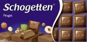 Schogetten Nugat <nobr>(100 g)</nobr> - 4000607162305