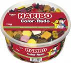 Haribo Color-Rado Snack Box <nobr>(1 kg)</nobr> - 4001686721407