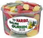 Haribo Saure Gurken <nobr>(1,35 kg)</nobr> - 4001686343067
