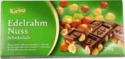Karina Edel Rahm Nuss Schokolade <nobr>(200 g)</nobr> - 4001743019218
