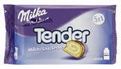 Milka Tender Milch 5er <nobr>(5 x 37 g)</nobr> - 7622400004483
