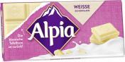 Alpia Weiße Schokolade <nobr>(100 g)</nobr> - 4001743023406
