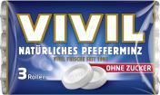 Vivil Natürliches Pfefferminz <nobr>(3 x 28 g)</nobr> - 4020400001113