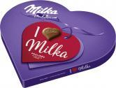 Milka I Love Milka Pralinés Geschenkherz <nobr>(187 g)</nobr> - 7622300215286