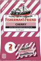 Fisherman&apos;s Friend Wild Cherry ohne Zucker <nobr>(2 x 25 g)</nobr> - 5000357104777