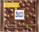 Ritter Sport Voll-Nuss laktosefrei* <nobr>(100 g)</nobr> - 4000417101006