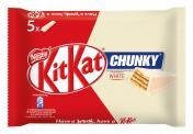 Nestlé KitKat Chunky White Schokoriegel mit weißer Schokolade <nobr>(5 x 40 g)</nobr> - 3800020420027