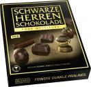 Sarotti Schwarze Herren Schokolade Pralinés <nobr>(124 g)</nobr> - 4030387040203