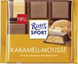 Ritter Sport Bunte Vielfalt Karamell-Mousse <nobr>(100 g)</nobr> - 4000417211002