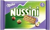 Milka Nussini Schoko Nussriegel 5er <nobr>(5 x 31,50 g)</nobr> - 7622210696861