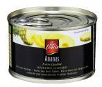 San Louis Ananas in Scheiben gezuckert  <nobr>(137 g)</nobr> - 4000493148605