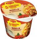Maggi 5 Minuten Terrine Nudeln in Rahmsauce <nobr>(67 g)</nobr> - 4