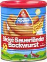 Metten Dicke Sauerländer Bockwurst <nobr>(5 x 80 g)</nobr> - 4008401610152
