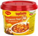 Maggi Topfinito Currywurst-Topf mit Kartoffeln (380 g) - 40057255