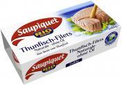Saupiquet Rio Mare Thunfisch-Filets Naturale ohne Öl <nobr>(2 x 80 g)</nobr> - 3165950308150