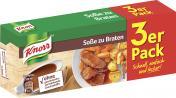 Knorr Soße zum Braten <nobr>(3 x 0,25 l)</nobr> - 40387994