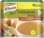 Knorr Delikatess Brühe <nobr>(16 l)</nobr> - 4038700102089