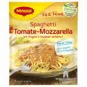 Maggi fix & frisch, Spaghetti Tomate-Mozzarella, Beutel, ergibt 3 Port. <nobr>(40 g)</nobr> - 7613030711353