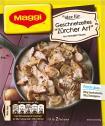 Maggi fix & frisch, Geschnetzeltes Zürcher Art, Beutel, ergibt 2 Port. <nobr>(50 g)</nobr> - 7613030693987