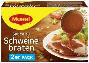 Maggi Delikatess Sauce zu Schweinebraten <nobr>(2 x 0,25 l)</nobr> - 4005500311539