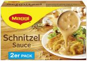 Maggi Schnitzel Sauce, 2er Pack, ergibt 2 x 250 ml <nobr>(2 x 0,25 l)</nobr> - 4005500047865