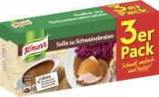 Knorr Soße zu Schweinebraten <nobr>(750 ml)</nobr> - 4